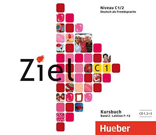Ziel C1/2, 2 Audio-CDs zum Kursbuch