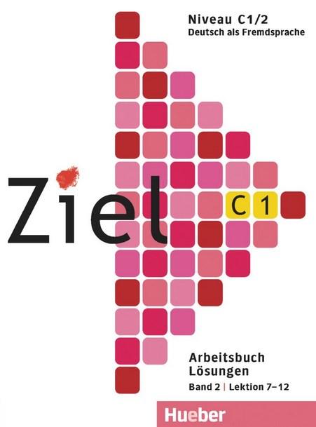 Ziel C1/2, Lehrerhandbuch
