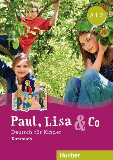 Paul, Lisa & Co A1/2 – Digitalisiertes Kursbuch mit integrierten Audiodateien