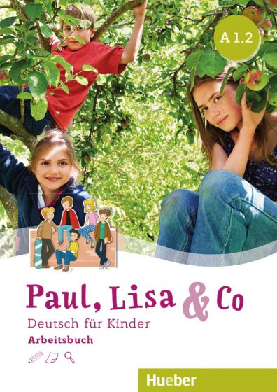 Paul, Lisa & Co A1/2 – Digitalisiertes Arbeitsbuch