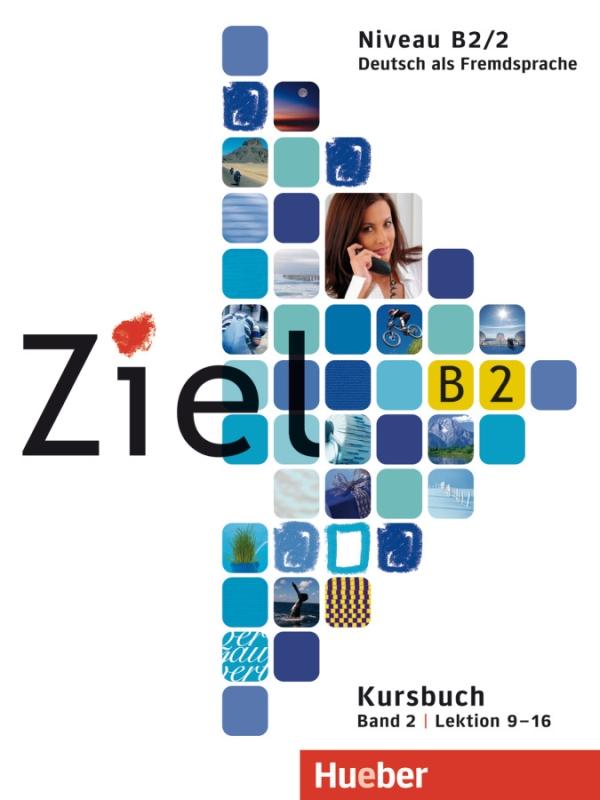 Ziel B2/2, Paket Kursbuch und Arbeitsbuch + Lerner-CD/CD-ROM