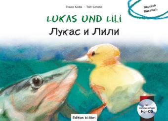 Bi:libri, Lukas und Lilli, Deutsch-Russisch +CD