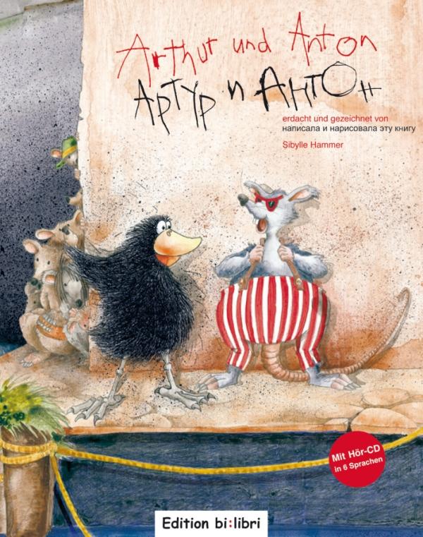 Arthur und Anton, Dt.-Russ.+СD