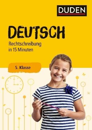 Deutsch 15 Min Rechtschr 5 Kl