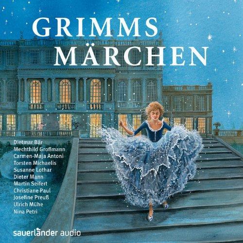 Grimms Maerchen: vollstaendige Ausgabe 4 CDs