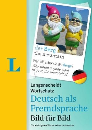 Bild fuer Bild  Wortschatz Deutsch als Fremdsprache