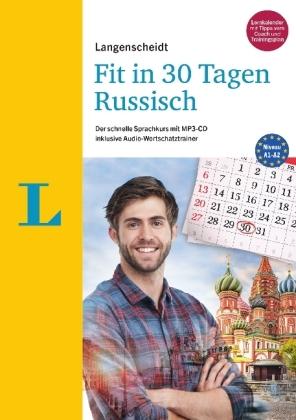 Russisch in 30 Tagen  A1-A2 Buch + CD