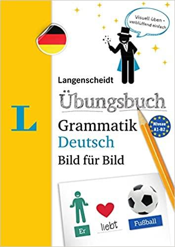 Uebungsbuch Grammatik Deutsch Bild fuer Bild