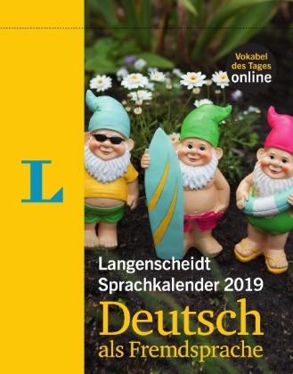 Sprachkalender 2019