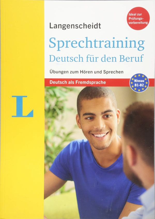 Sprechtraining Deutsch fur den Beruf