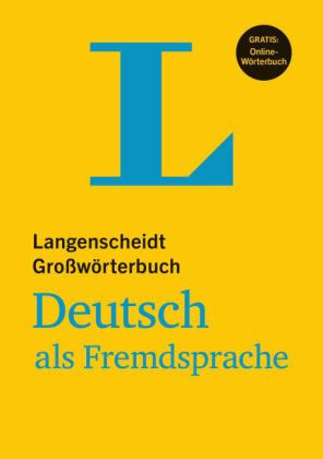 Grosswoerterbuch DaF  Buch + online Version