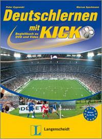 Deutschlernen mit Kick. Begleitbuch