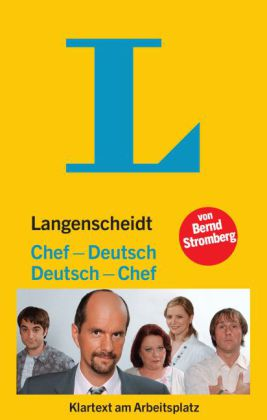 Chef-Deutsch / Deutsch - Chef