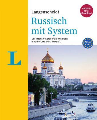 Russisch mit System A1-B1 Intensiv-Sprachkurs + CDs