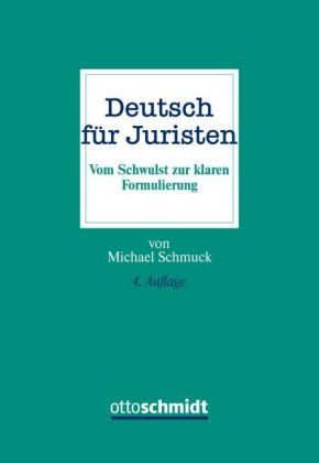 Deutsch fuer Juristen