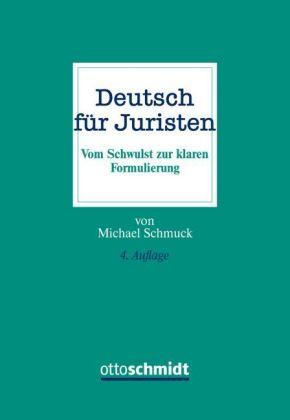 Deutsch fuer Juristen