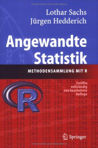 Angewandte Statistik:Methodensammlung mit +R