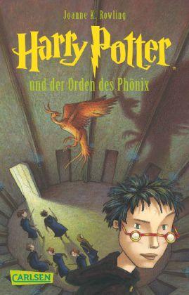 Harry Potter und der Orden des Phoenix  Band 5