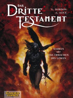 Dritte Testament, das, Band 1, Markus
