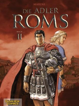 Adler Roms, die,  Band 2
