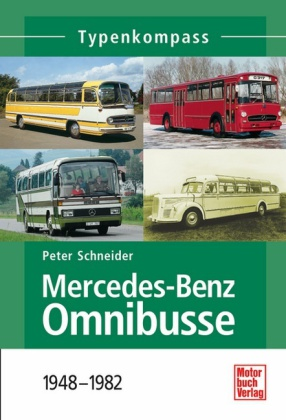 Typenkompass Mercedes-Benz Omnibusse