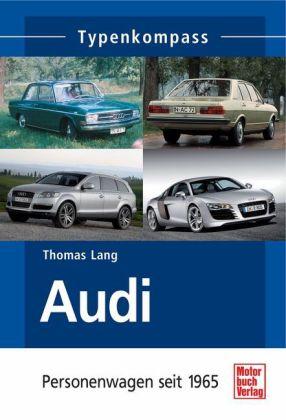 Audi - Personenwagen seit 1965
