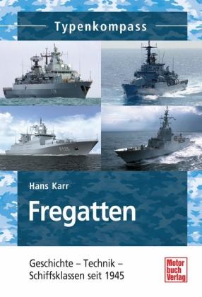 Fregatten seit 1945