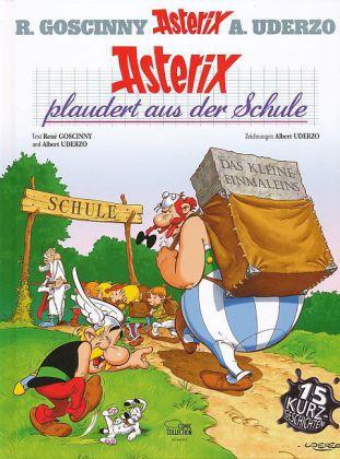 Asterix - Asterix plaudert aus der Schule