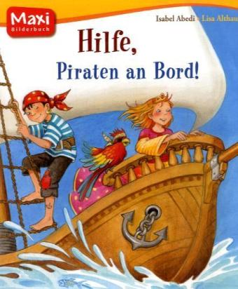 Abedi, Piraten an Bord