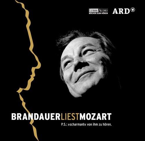 Brandauer liest Mozart  2CD