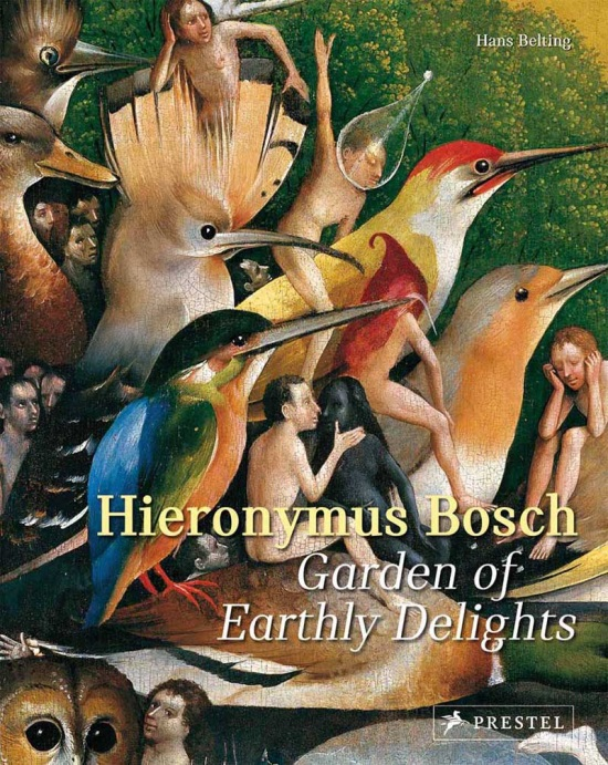 Hieronymus Bosch.  Garden of Earthly Delights