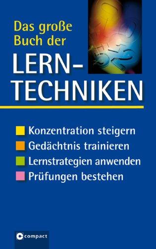 Das gro?e Buch der Lerntechniken