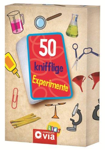 50 knifflige Experimente