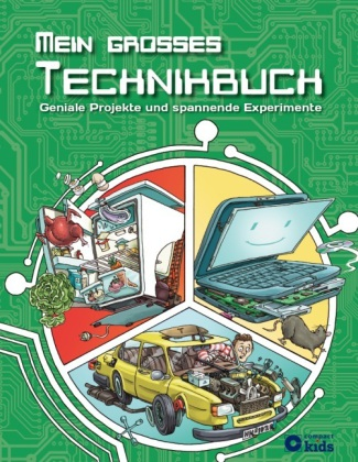 Mein grosses Technikbuch ***