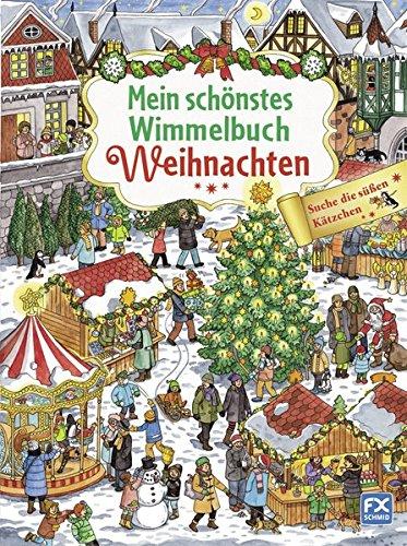 Mein schoenstes Wimmelbuch Weihnachten
