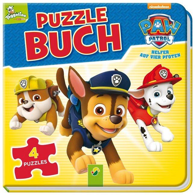 Patrol Puzzlebuch