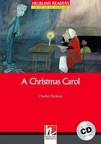 A Christmas Carol + CD (Level 3) by Charles Dickens