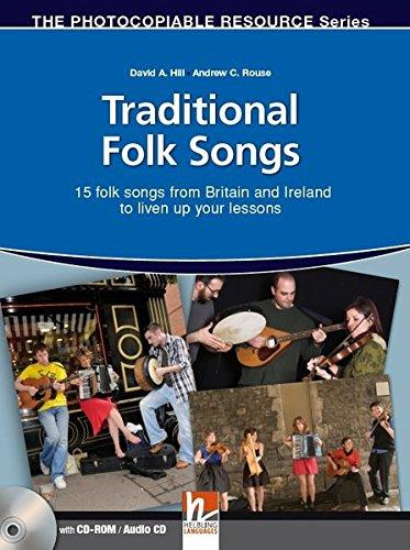 Traditional Folk Songs from Britain and Ireland + CD