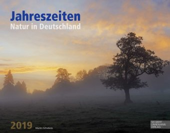 Jahreszeiten -Natur in Deutschland 2019