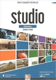 STUDIO beginner Student's Book + e-zone