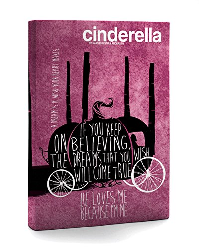Cinderella Notebook PB