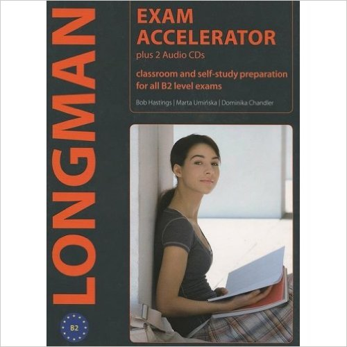 Longman Exam Accelerator Student's Book + 2 Audio CD