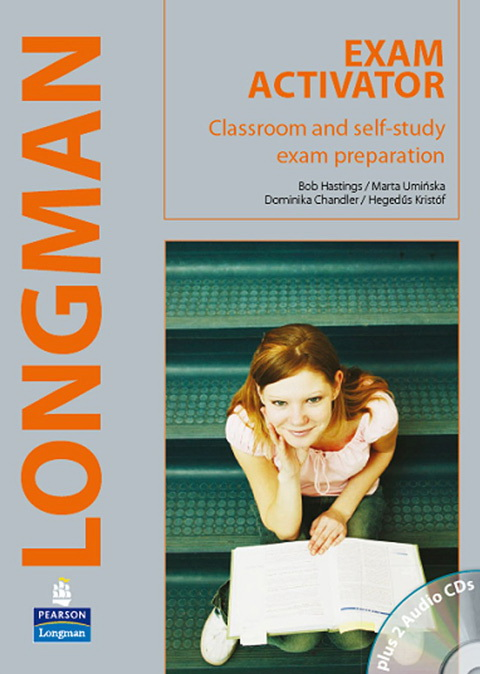 Longman Exam Activator Book with CD (2)