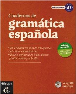 Gramatica espanola A1 + CD MP3 Cuaderno Nueva edicion