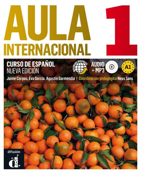 Aula Internacional 1 Nueva Edicion - Libro + CD (niveau A1)