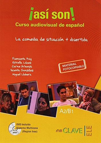 Asi Son! Libro+DVD