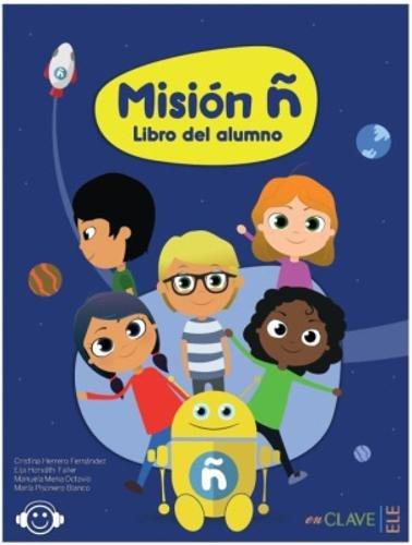 Mision n - Libro del alumno