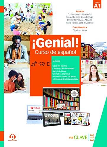 Genial! A1 - Curso de espanol