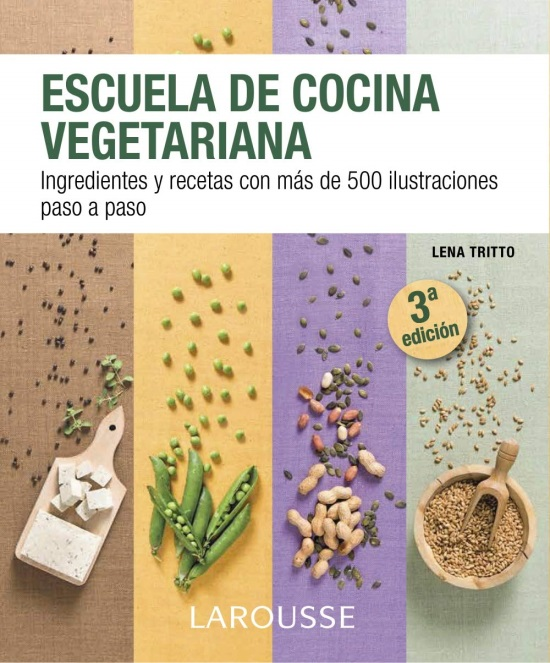 Escuela de cocina vegetariana