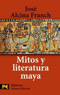 Mitos y literatura maya